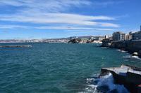 042 Marseille, Blick vom Orient-Tor