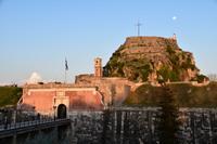 252 Korfu, alte venezianische Festung