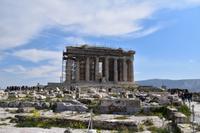 319 Athen, Akropolis
