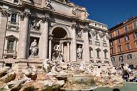 424 Rom, Trevi Brunnen