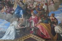 Gemälde im Dogenpalast