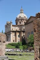 Im Forum Romanum