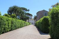 Der Garten der Villa Medici