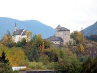 Burg über Sterzing