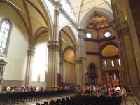 Im Dom von Florenz