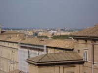 Blick auf Rom