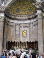 Innenansicht Pantheon