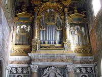 Orgel in der San Giovanni