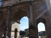 Bogen des Septimius Severus