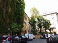 auf dem Weg zum Piazza Navona