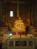 Pietà v.Michelangelo