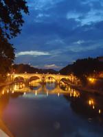 Rom_Abendstimmung a.Tiber