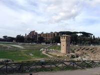 am Circus Maximus