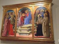 Altarbilder in der Pinacotec