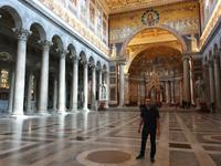 Sant Paul vor den Mauern in Rom