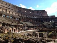 013 Innenbesichtigung im Kolosseum