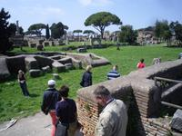 Führung in Ostia Antica
