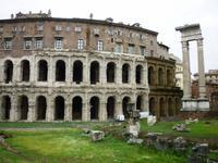 Marcellus-Theater Rom 2013