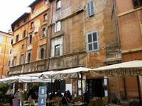 Altstadt am Marcellus-Theater Rom 2013
