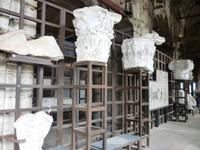 23.05.2013 Rom, Kolosseum, Sammlung von Spolien
