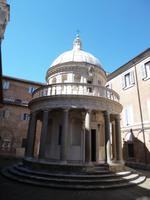 Gianicolo_San_Pietro_in_Montorio_Tempietto