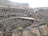 Besichtigung des Kolosseums