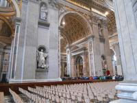 Besichtigung der Peterskirche