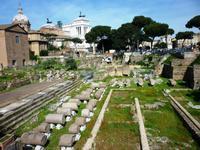 10.04.2014 Rom Forum Romanum