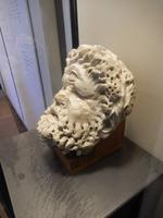 Skulptur des Zyklopen Polyphem