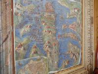Erstaunlich, wie genau die Karten zu damaliger Zeit schon sein konnten. Hier eine Karte der maltesischen Hauptstadt Valletta mit Fort St. Elmo