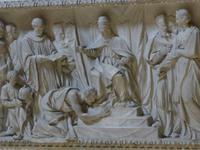 Darstellung des Gang nach Canossa