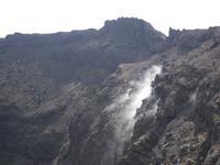auf dem Vesuv...