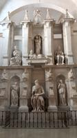 Rom (Basilika San Pietro in Vincoli = St. Peter in den Ketten) - Mosesstatue von Michelangelo