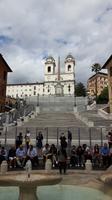 Rom (Spanische Treppe)
