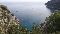 Insel Capri (Ausblick vom Augustusgarten)