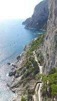 Insel Capri (Blick vom Augustusgarten)