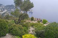 Insel Capri (auf dem Monte Solaro)