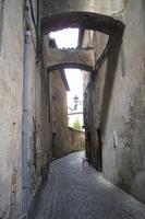 Gasse in Orvieto