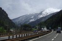 Rückfahrt durch Südtirol