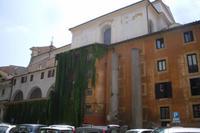 ... unterwegs in der Altstadt Roms ...
