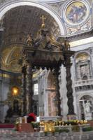 Petrus-Altar in der Peterskirche