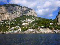 Schiffsrundfahrt Insel Capri (Marina Piccola)