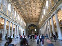 Besichtigung der Kirche Santa Maria Maggiore