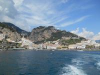 Schifffahrt an der Amalfiküste (Amalfi)
