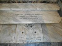 Rom (Kirche Santa Maria Maggiore - Grab von Bernini)