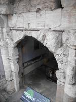 Rom (antikes Straßenniveau)
