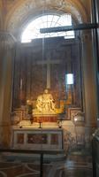 Rom (Petersdom - Pietà von Michelangelo)