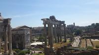 Rom (Forum Romanum)