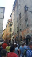 Rom (Spaziergang durch die Altstadt - Via dei Coronari)
