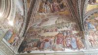 Orvieto (Dom - Kapelle der Madonna des Heiligen Brizio)